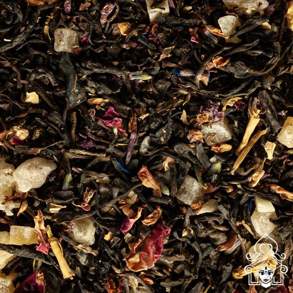 Teehaus Shila, Grüntee Indischer Frühling