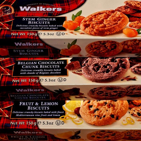 Walkers Kekse