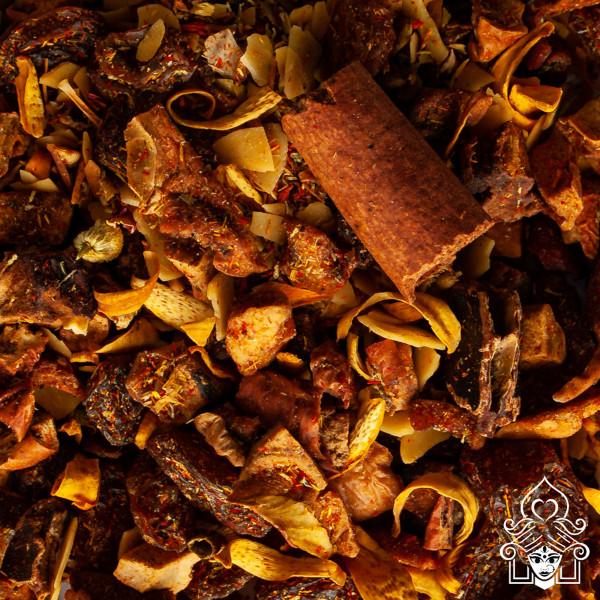 Teehaus Shila, Früchtemix Bratapfel