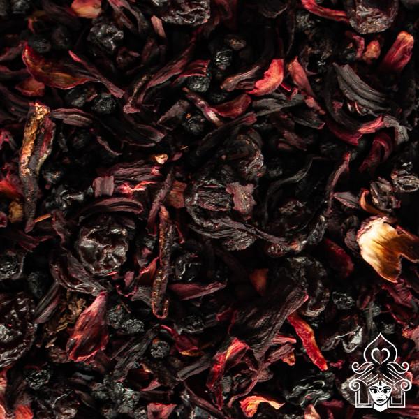 Teehaus Shila, Früchtemix Rote Grütze