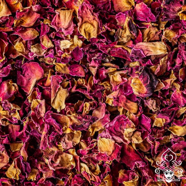 Teehaus Shila, Rosenblüten
