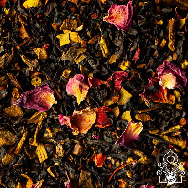 Teehaus Shila, Schwarztee Dark Rose