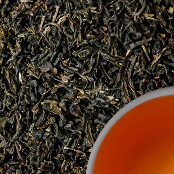 Teehaus Shila, Assam Grüner Tee
