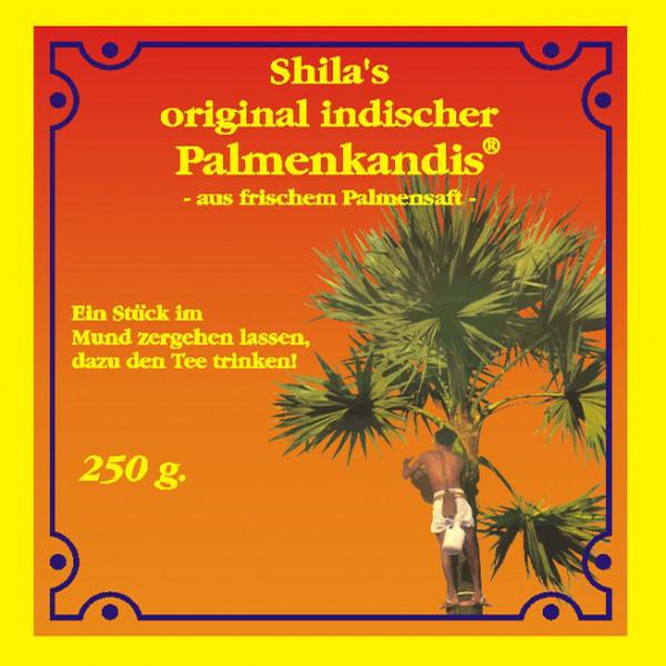 Teehaus Shila, Palmenkandis